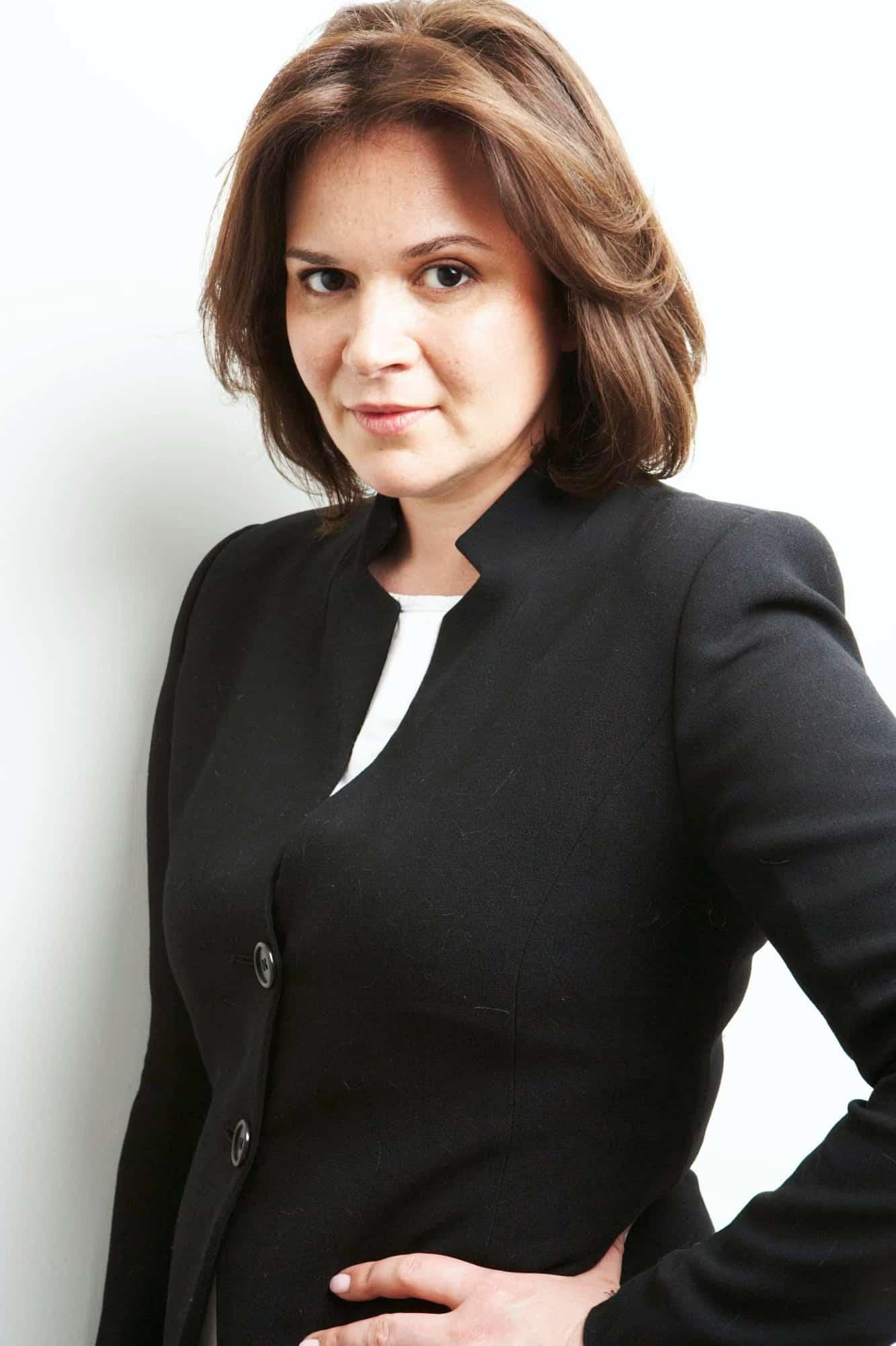 Sasha Slater Telegraph