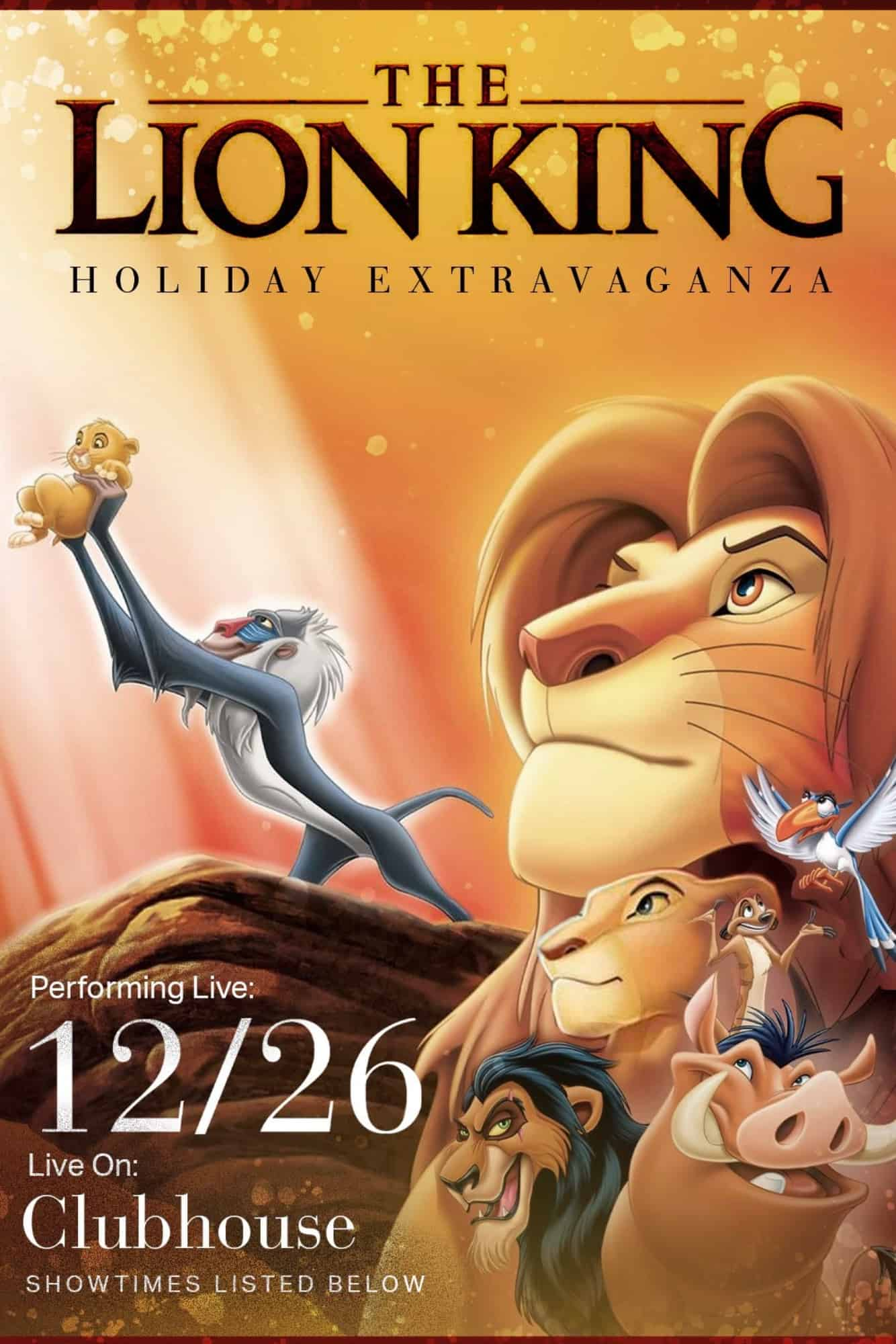 The Lion King Clubhouse
